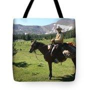 The Cowboy #5 Tote Bag