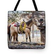 The Cowboy Way Tote Bag