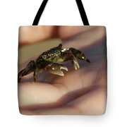 The Crab Tote Bag