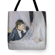 The Cradle Tote Bag by Berthe Morisot