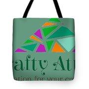 The Crafty Attic Tote Bag