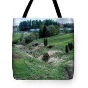 The Creek And River Tote Bag