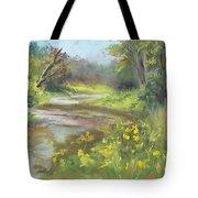 The Creek At 1302 Tote Bag