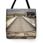 The Crinan Canal Tote Bag