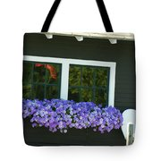 The Crooked Man's House Tote Bag