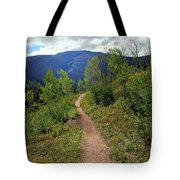 The Crooked Path Tote Bag