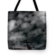 The Cross 1 Tote Bag