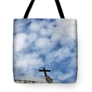 The Cross 2 Tote Bag