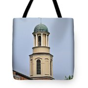 The Cross On Top Tote Bag