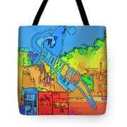 The Crowbar Ybor City Tote Bag