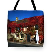 The Crown At Kelston Tote Bag