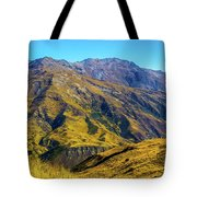 The Crown Range Tote Bag