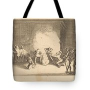 The Crowning With Thorns Tote Bag
