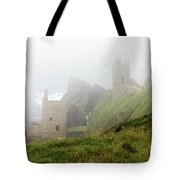 The Crowns In Fog Tote Bag