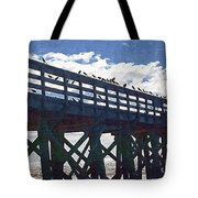 The Crows Nest Tote Bag