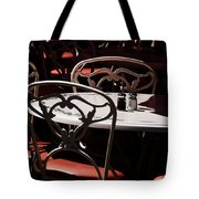 The Crucial Element Tote Bag