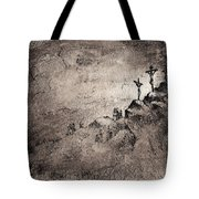 The Crucifixion Tote Bag