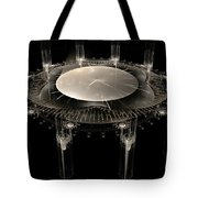 The Crystal Clock Tote Bag