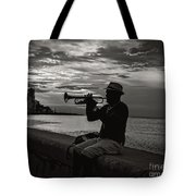 The Cuban Trumpeter 1 Tote Bag