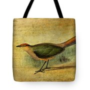 The Cuckoo's Note Tote Bag