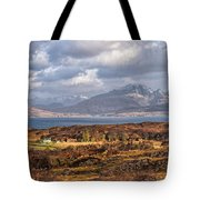 The Cuillin Tote Bag