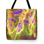 The Cure For Inflation Tote Bag