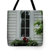 The Curve Window Tote Bag