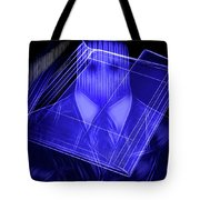 The Cyber Office Tote Bag