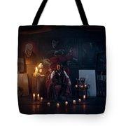 The Daek Artist Tote Bag
