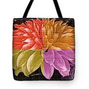 The Dahlia Tote Bag