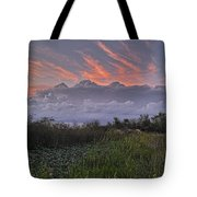 The Daily Disappearing Act Tote Bag