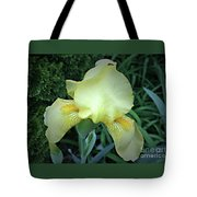 The Dainty Side Of An Iris Tote Bag