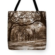The Dance - Sepia Tote Bag