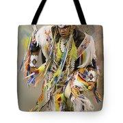 Pow Wow The Dance 4 Tote Bag