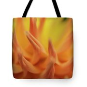 The Dance Of Nature Tote Bag