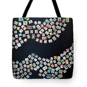 The Dance Of The World Tote Bag