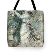 The Dance Tote Bag by Pierre Auguste Renoir