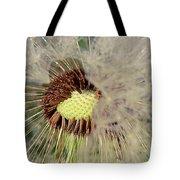 The Dandelion Nucleus Tote Bag