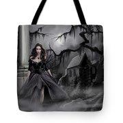 The Dark Caster Comes Tote Bag