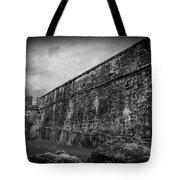 The Dark Fort Tote Bag