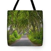 The Dark Hedges Tote Bag