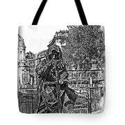 The Dark Knight II Tote Bag
