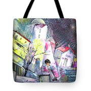 The Date Tote Bag