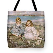 The Daughters Of Bertram Roberts Tote Bag