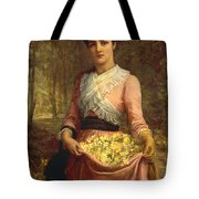 The Daughters Of Our Empire. England- The Primrose Tote Bag