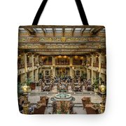 The Davenport Tote Bag