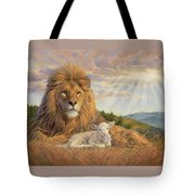 The Dawning Of A New Day Tote Bag