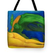 The Day And Night. Tote Bag