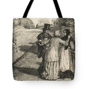 The Day In The Country  Tote Bag