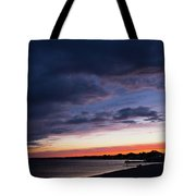 The Day Rests Tote Bag